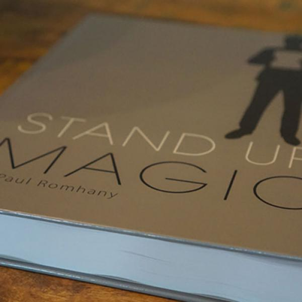 STAND UP MAGIC by Paul Romhany - Libro