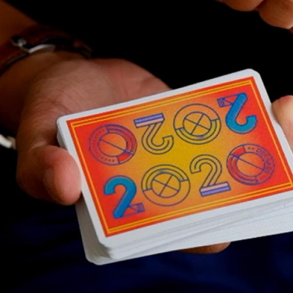 2020 DECKADE Playing Cards by CardCutz