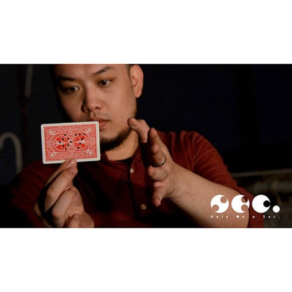 Hole On A Sec Red By Zamm Wong & Magic Action