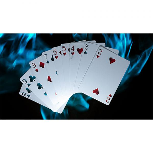 Sirius B V3 Playing Cards by Riffle Shuffle -Limited