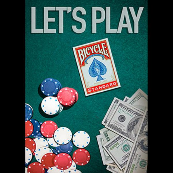 3DT / LET'S PLAY (Gimmick and Online Instructions) by JOTA