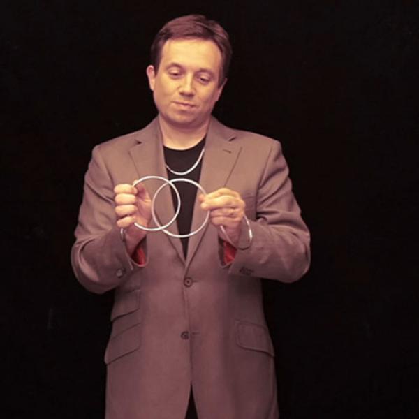 GIR Ring Set (Gimmick and Online Instructions) by Matthew Garrett