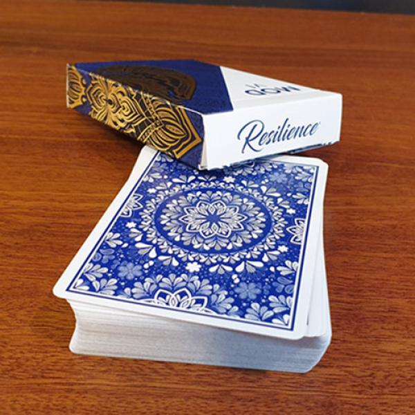 Resilience (Marked Blue) Playing Cards