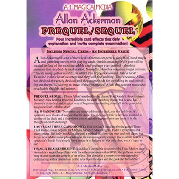 Prequel/Sequel by Allan Ackerman - DVD