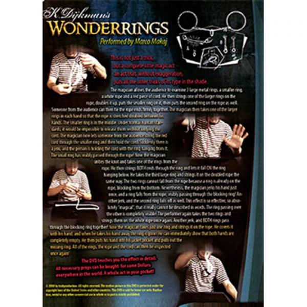 Wonderrings by Dijkman - DVD