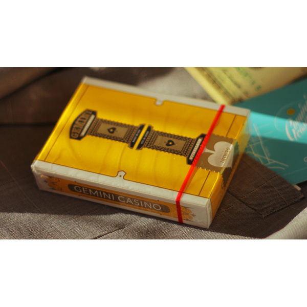 Gemini Casino Yellow