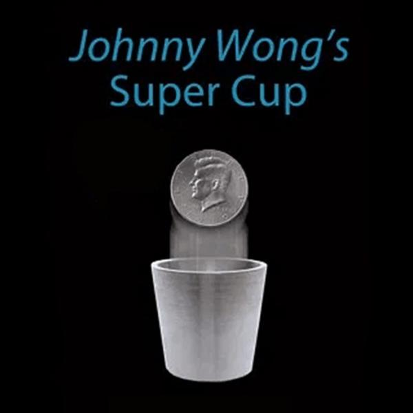 Super Cup ( Half Dollar) by Johnny Wong