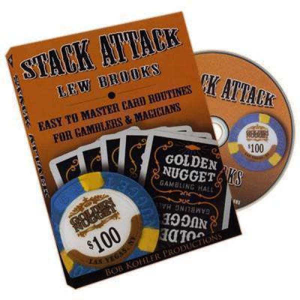 Stack Attack by Lew Brooks